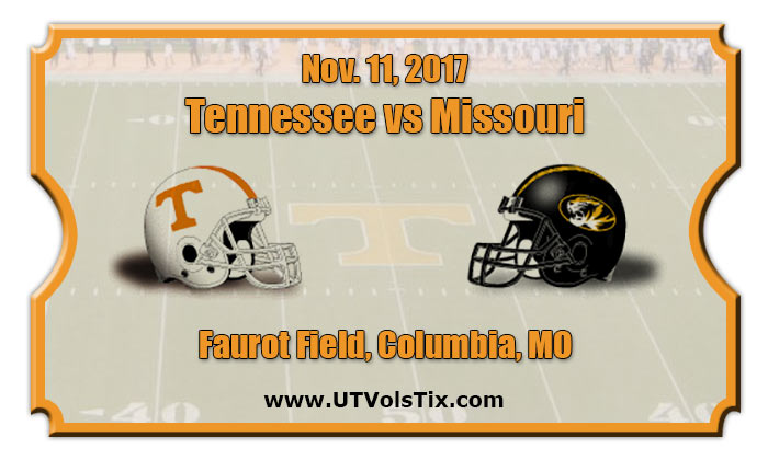 2017 Tennessee Vs Missouri
