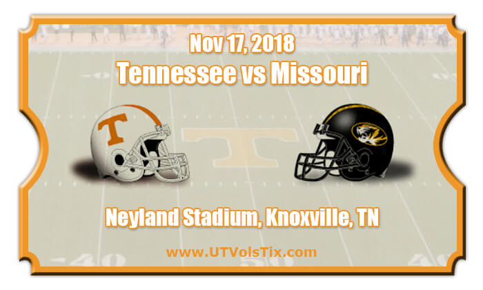 2018 Tennessee Vs Missouri